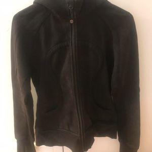 Lululemon scuba hoodie black
